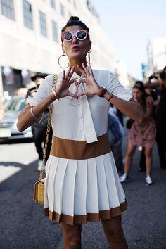 On the Street…Giovanna, New York