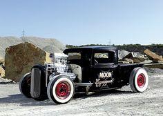 images of ford hot rod trucks | 1932er MOON Ford Pickup. (Foto: Dominik Benke/Messe Essen GmbH)