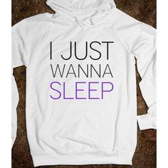 My life.......SLEEP - Art design - Skreened T-shirts, Organic Sh ($43.99)
