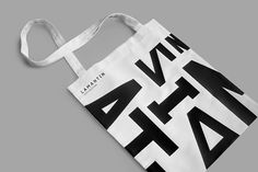 Lamantin Identity by Hidden Characters #branding #identity #typography