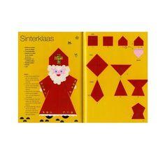 Bekijk de foto van francisca01 met als titel Papieren sinterklaas vouwen en andere inspirerende plaatjes op Welke.nl.