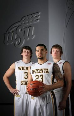 Evan Wessel, Fred VanVleet and Ron Baker have represented a golden era of Shocker basketball. The three seniors have helped the Shockers to a 95-15 record over the last three seasons.