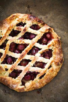 Weintrauben (Feintrauben :)) Tarte Rezept / grape tart recipe / Saisonkalender Oktober EDEKA