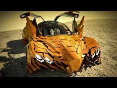Project Flake Concept Car