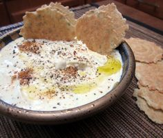 I love this dip sold at Trader Joes, found this copycat recipe for it at jeanetteshealthyliving.com