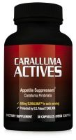 Caralluma Actives is fortified with this natural ingredient that clinical research suggests helps suppress the appetite. Our guaranteed-potency extract of the Indian herb Caralluma fimbriata works naturally in the body to help reduce your appetite so it won't undermine your weight-loss efforts along with many other benefits.