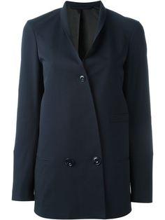Achetez Lemaire double breasted blazer en Liska from the world's best independent boutiques at farfetch.com. Découvrez 400 boutiques à la même adresse.