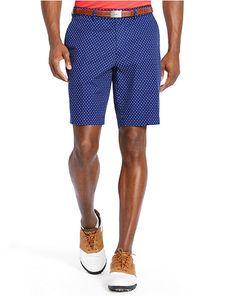 Links-Fit Polka-Dot Short - Shorts  Shorts & Swim - RalphLauren.com