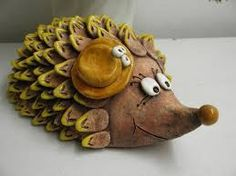 Ähnliches Foto Piggy Bank, Terracotta, Animals And Pets, Projects To Try, Pottery, Clay, Ceramics, Autumn, Animales