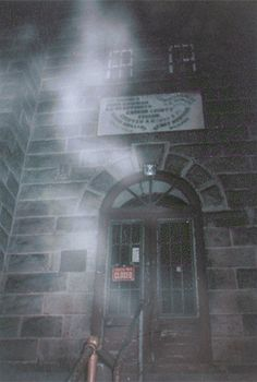 go ghost hunting just for kicks.