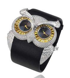 Chopard Owl Watch