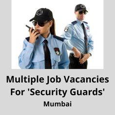 Looking for male and female candidates for the job of ''Security Guards'' for various locations in Mumbai. The post Multiple job vacancies for 'Security Guards' appeared first on Jobs and Auditions. Part Time Jobs, Security Guard, In Mumbai, Day Work, Female, Weights