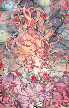 Sleeping Beauty by Ayasal.deviantart.com on @DeviantArt