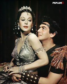 Samson and Delilah - Hedy Lamarr - Victor Mature