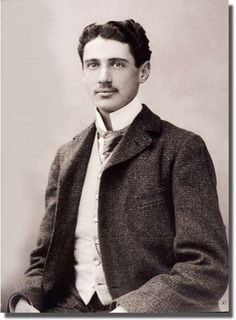 """Armand, Duc de Guiche: """"Proust met the tall sportsman, scientist, polo champion and international authority on optics and aerodynamics at Anna de Noailles's in 1905."""" (theesotericcuriosa.blogspot.com)"""