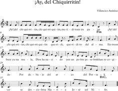 ¡Ay, del Chirriquitín! Villancico Andaluz