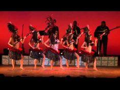 Tahitian Dance - Otea - Vahine Toa - by Tunui's Royal Polynesians - YouTube