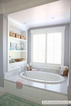 Relaxing Master Bathroom Bathtub Remodel Ideas 58
