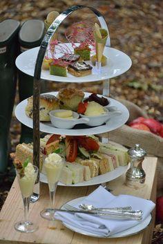 Autumn Royal Afternoon Tea at Goldsborough Hall Afternoon Tea Tables, Afternoon Tea Parties, Vegan Teas, Tea Ideas, Tea Recipes, Dinner Table, High Tea, Tea Time, Tea Party