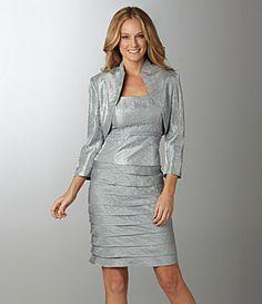 Jessica Howard Bolero Jacket Dress Item #03676808