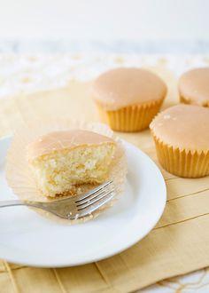 Caramel Cupcakes [Week 8 of 12 Weeks of Christmas Cookies]