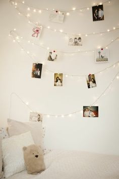 creative ideas to display pictures15