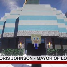 Minecraft Boris Johnson announces London Games Festival (Wired UK)