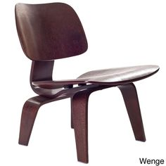 Molded Plywood Lounge Chair | Overstock.com Shopping - Great Deals on Modway Living Room Chairs