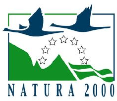 The Natura 2000 logo stands for sites of European Community importance for nature conservation.