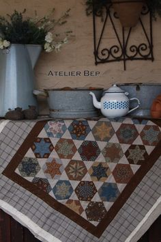 made by Atelier Bep : emaille