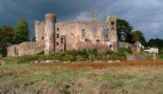 castle ruined