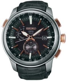 Seiko Astron Watch GPS Solar Chronograph #bezel-fixed #bracelet-strap-leather #brand-seiko #case-depth-18-1mm #case-material-steel #case-width-48-1mm #chronograph-yes #date-yes #delivery-timescale-7-10-days #dial-colour-black #gender-mens #gmt-yes #luxury #movement-solar-powered #official-stockist-for-seiko-astron-watches #packaging-seiko-astron-watch-packaging #perpetual-calendar-yes #style-sports #subcat-astron #subcat-seiko-astron-gmt #supplier-model-no-sas038…