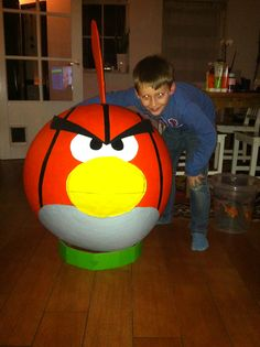 surprise basketbal angry bird
