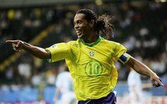 La sonrisa del fútbol...