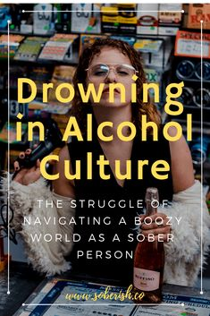 Drowning in Alcohol Culture - Sober(ish) Source by Tools Quit Drinking Alcohol, Quitting Alcohol, Sobriety Quotes, Recovery Quotes, Sobriety Gifts, Getting Sober, Recovering Addict, Sober Living, Alcohol
