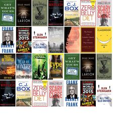 """Saturday, March 21, 2015: The Gaston County Public Library has 13 new bestsellers and seven other new books in the Top Choices section.   The new titles this week include """"Get What's Yours: The Secrets to Maxing Out Your Social Security,"""" """"Dead Wake: The Last Crossing of the Lusitania,"""" and """"The Theory of Everything."""""""