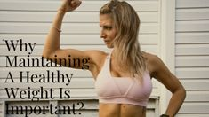 Why Mаіntаіnіng A Healthy Weight Іѕ Іmроrtаnt? Good Fats, Energy Level, Live Long, Healthy Weight, Workout Programs, Metabolism, Healthy Living, Weight Loss, Exercise