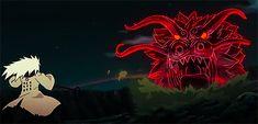 Animated Gif by Madara Uchiha, Naruto Uzumaki Shippuden, Kurama Naruto, Wallpaper Naruto Shippuden, Anime Naruto, Sasuke, Amaterasu, Rock Lee, Gorillaz