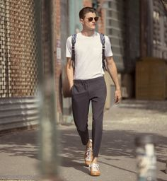 Roupa de Homem para Trabalhar. Macho Moda - Blog de Moda Masculina: Roupa de Homem para Trabalhar no Verão 2018, dicas para Inspirar! Moda para Homens, Como se vestir para Trabalhar Homem, Roupa de Escritório Masculina, Camiseta para dentro da Calça, Roupa de Homem Casual para Trabalhar
