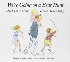 We're Going on a Bear Hunt by Michael Rosen #Books #Kids