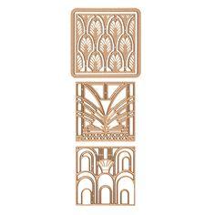 Spellbinders - Shapeabilities Art Deco Divine Deco Etched Dies, $19.99 (http://www.spellbinderspaperarts.com/shapeabilities-divine-deco-etched-dies/)
