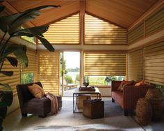 Window Fashions: Covering odd-shaped windows