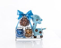 Baby Shower Gift Welcome Baby Sweet Treat Gift By Chocolate Decor Baby Boy *** For more information, visit image link-affiliate link.