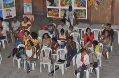 Evento realizado no Teatro Municipal de Valença - Bahia