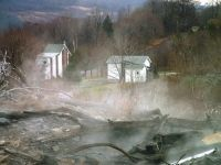 Visiting Centralia, the bizarre ghost town with an eternal, underground fire