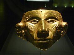 objet en or pré colombien