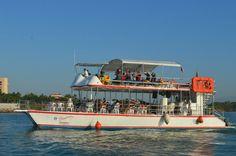 Shamballa II - Catamarán de Vallarta by Boat ⛵ #PuertoVallarta #Barco #Catamaran #Tours #Yelapa #Majahuitas #Arcos #Animas #Quimixto #Marietas