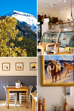 Butcher Baker Cafe in Telluride, Colorado | FamilyFreshCooking.com © MarlaMeridith.com