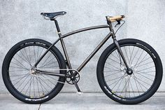 Fast Boy Cycles TF5. I think I like this even more than the Guv'nor.