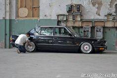 BMW E28 5 Series.